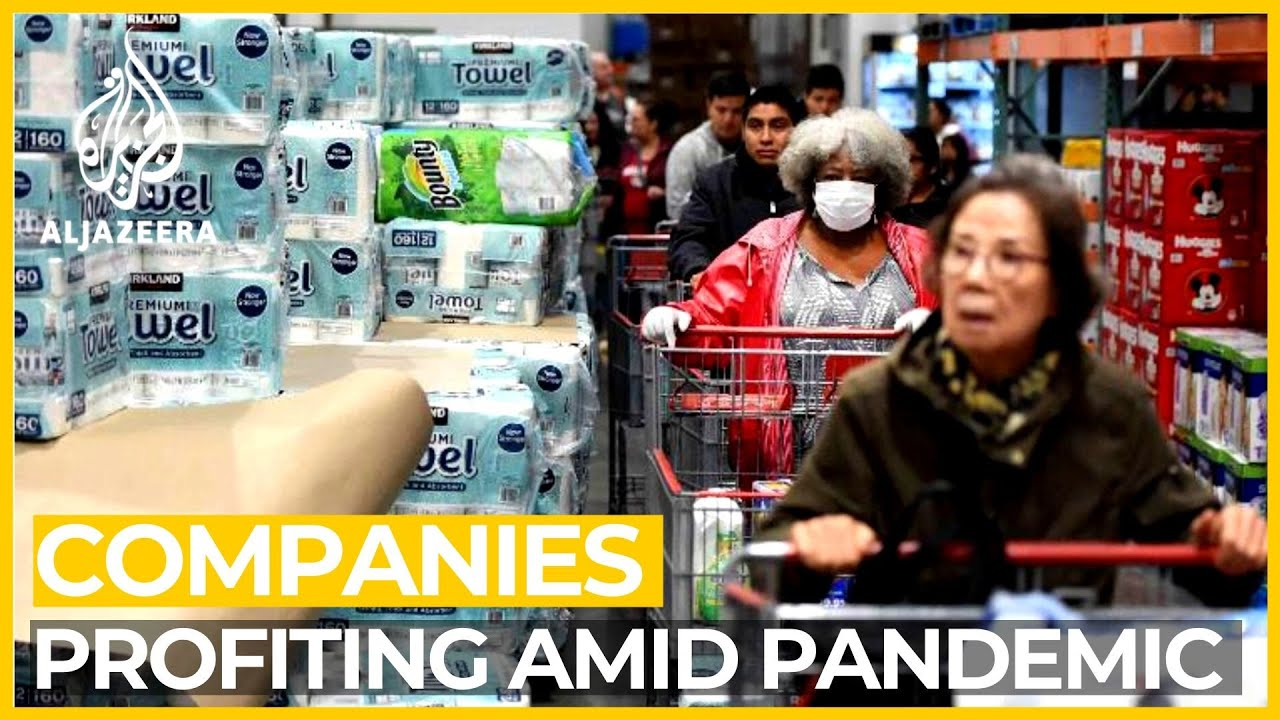 Which Businesses Are Benefiting From COVID-19 Pandemic? Watch and learn
