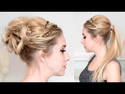 Свадебный образ.прическа и макияж для невесты