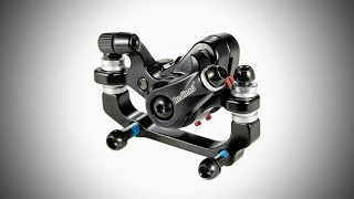 Unbox Mechanical Caliper Brake RedLand