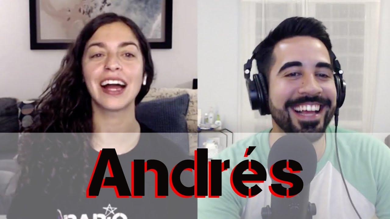 Ep. 172 - Todo sobre Andrés