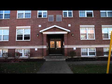 Ezra Bricker Student Apartments