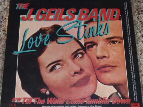 Geils, J  Band -  Love Stinks  45rpm