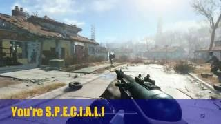 Fallout 4 You're SPECIAL! and all Astoundingly Awesome Tales Magazine Locations