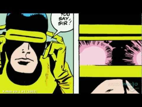 Superhero Origins: Cyclops