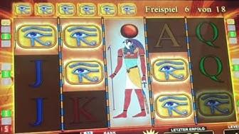 El Torrero🔥Eye of Horus 👉Freispiele 30ct-1€👈 Merkur Spielothek 2019 Tr5