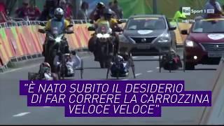 #lastoriacontinua: Francesca Porcellato