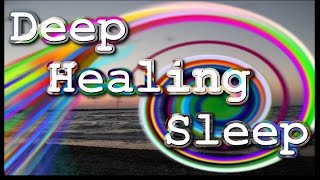 Sleep Hypnosis Deep Healing Pain Relief