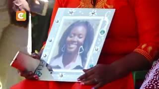 Familia ya Sharon Otieno yahofia usalama wao