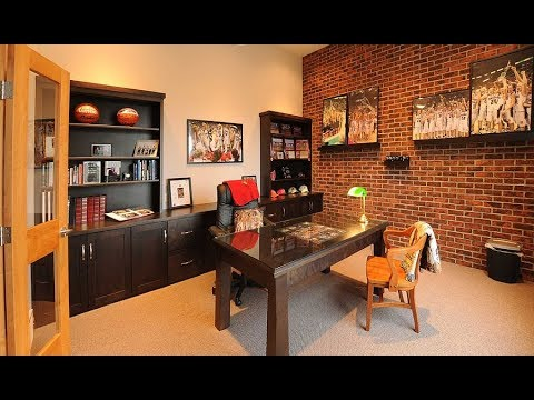 Home Offices | With | Brick Walls | 25 | Ideas
