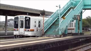 高茶屋駅でイレギュラー発生!快速みえ6号・快速みえ3号