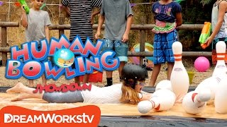 Sparring Sisters l HUMAN BOWLING SHOWDOWN