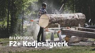 Logosol F2+ Kedjesågverk