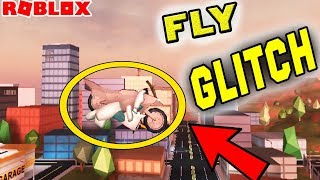 ROBLOX JAILBREAK - NEW FLYING GLITCH *HOW TO* (STEP BY STEP)