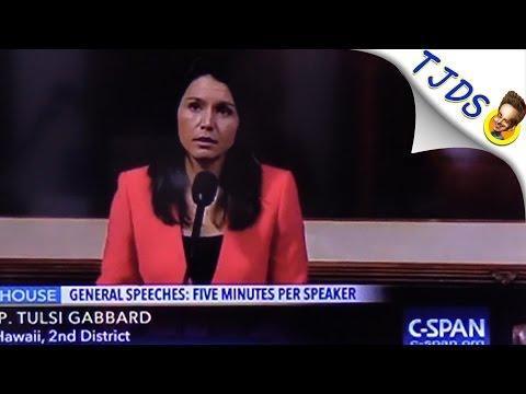 Tulsi Gabbard Introduces Bill To Legalise Pot