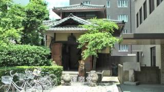 2011年7月10日(日)、第36回京の夏の旅 文化財特別公開【木戸孝允旧邸・...