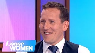Brendan Cole Gives His Opinion of James Jordan on Dancing on Ice | Loose Women