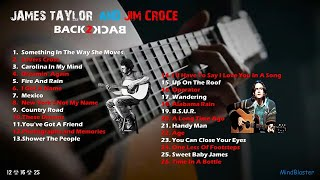 The Best of Folk Songs 70's - James Taylor & Jim Croce