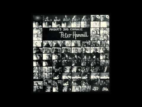Peter Hammill - The Institute Of Mental Health, Burning
