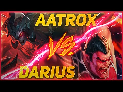 HASHINSHIN   AATROX VS DARIUS MATCHUP