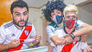 Reacciones de Amigos | Palmeiras vs River | SEMI VUELTA Copa Libertadores 2020