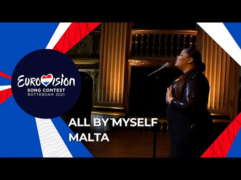 Destiny 🇲🇹 - All By Myself (rendition) at the Manoel Theatre, Malta - Eurovision 2021 - Eurovision Song Contest