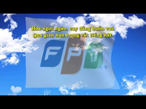 Fpt dòng sông lời thề (Karaoke)