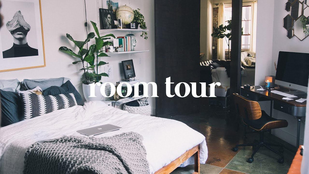 ROOM TOUR 2017 Downtown Los Angeles