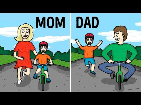 20 FUN FACTS ABOUT MOMS AND DADS