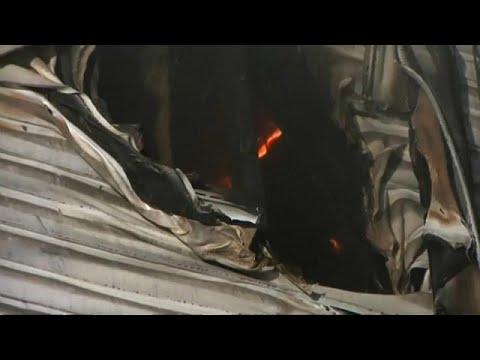وفاة 8 أشخاص في حريق بفندق في أوكرانيا  - نشر قبل 3 ساعة