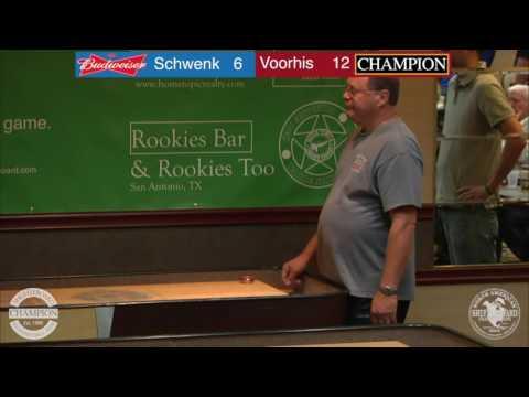 NASC XXVI Co-Branding Video For Champion Shuffleboard