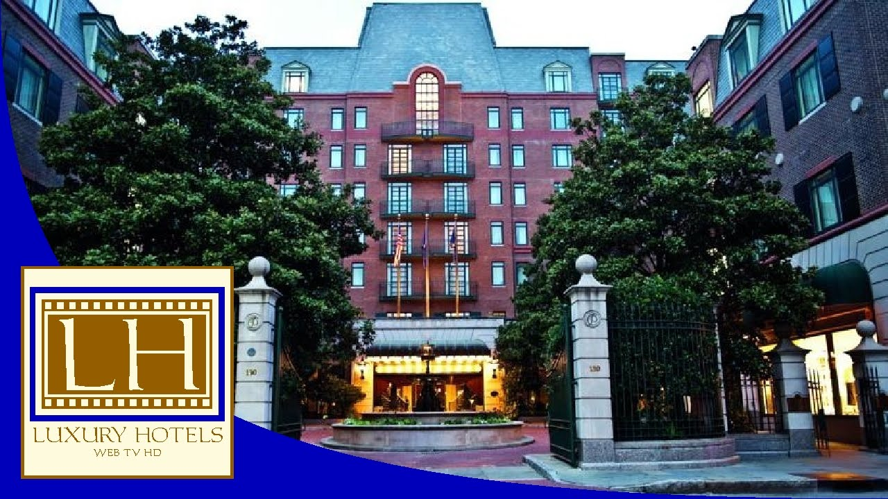 Luxury Hotels Charleston Place Sc
