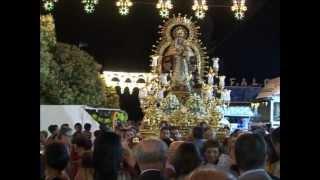 Virgen del Valle 2011 Manzanilla (Huelva) Real Feria del Valle, Momentos de la Procesión