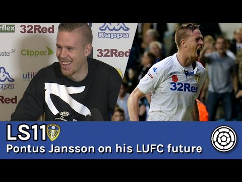 LS11 | Pontus Jansson on his LUFC future