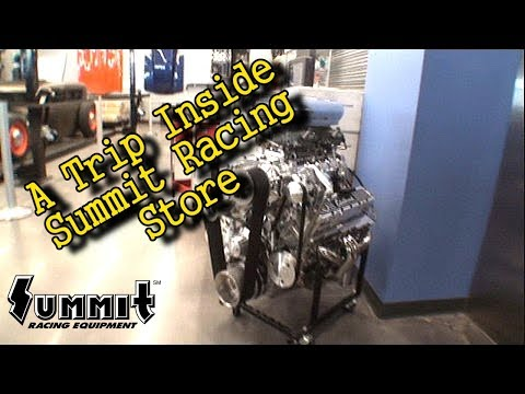Summit Racing MEGA STORE REVIEW - Good Or Bad? Judge It For Yourself!