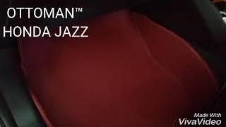 Video Honda Jazz with Classic Red Ottoman Car Mat download MP3, 3GP, MP4, WEBM, AVI, FLV November 2018