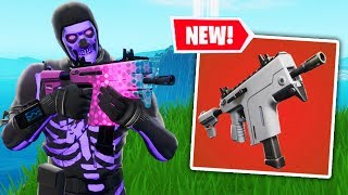 The NEW SMG is the Worst Gun added to Fortnite... (my opinion)