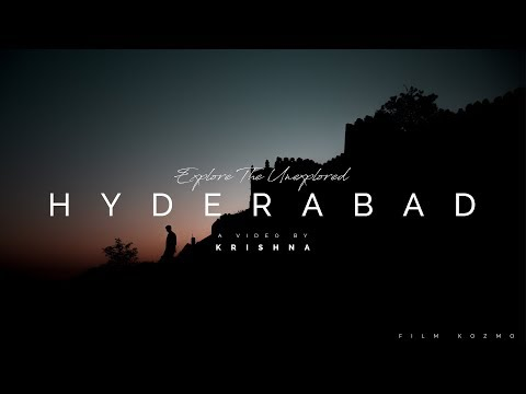 Hyderabad | Travel Video | Explore the Unexplored | Canon 200D |