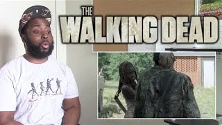 """The Walking Dead REACTION - 7x12 """"Say Yes"""" - CATCHING UP"""