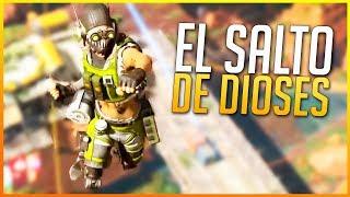 APEX LEGENDS: EL SALTO MÁS ÉPICO DEL CANAL CON OCTANE | Makina