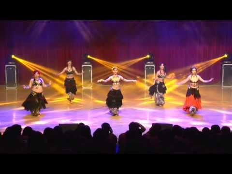 2012 Seven Colors: Orange Tribal Fusion...