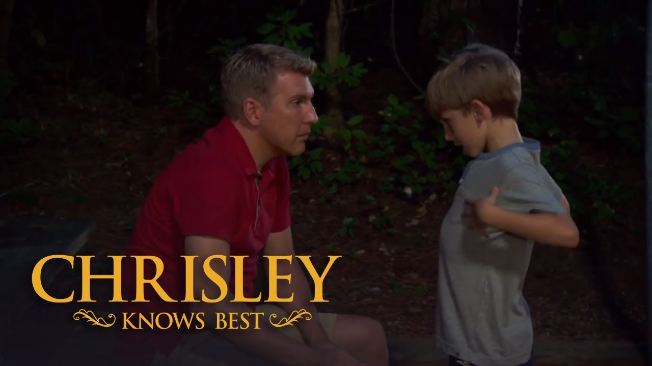 Chrisley's Top 100: Chase Plays A Prank On Todd (S2 E9 ...