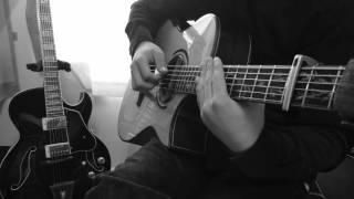 白い恋人達をアレンジしました tuning:CFDGCE capo5 ギター:Maestro Gu...