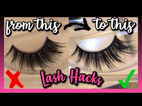 HOW TO CLEAN MINK EYELASHES💕 | REUSABLE 3D MINK LASHES | RoxsyRose