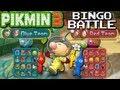 Pikmin 3: Bingo Battle with Danielle FINALE (Nintendo Wii U HD Gameplay Walkthrough)