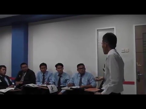Pengajaran Bahasa Inggris (Bilingual) di Politeknik LP3I Jakarta