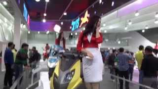 TVS Graphite at 12th Auto Expo 2014 The Motor Show Greater Noida