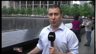Мемориал памяти жертвам терактов 11 сентября(В Нью-Йорке в День независимости США, одно из самых посещаемых туристами мест - мемориал памяти жертвам..., 2014-07-05T01:17:59.000Z)