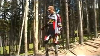 Школа горного велосипеда. Урок 9. Прыжки