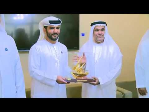 Abu Dhabi Ports celebrates Fujairah Terminal's احتفالات موانئ أبوظبي ببدء تشغيل مرافئ الفجيرة