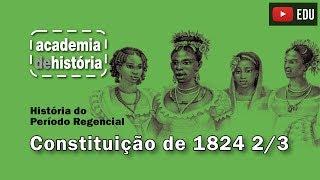 constituio de 1824 2 3 projeto de 1823